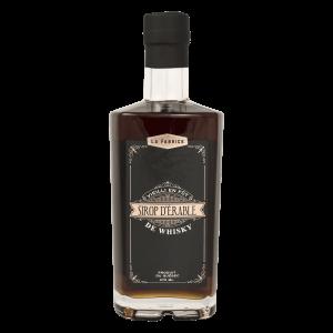 Sirop d'Érable Vieilli en Fut de Whisky