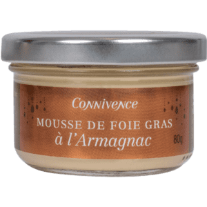 Mousse de Foie Gras à l'Armagnac
