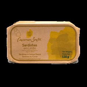 Sardine au Citron