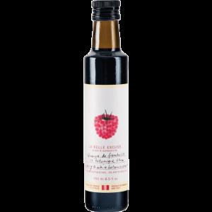 Vinaigre de framboise et balsamique blanc